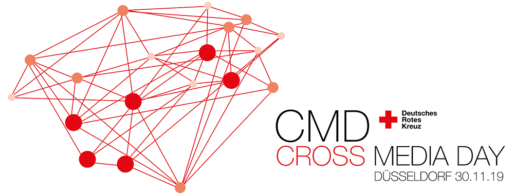 Cross Media Day Logo